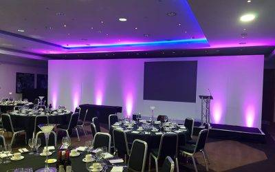 AV Hire – Corporate Event
