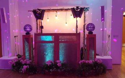 Wedding DJ in Nottingham and Derby